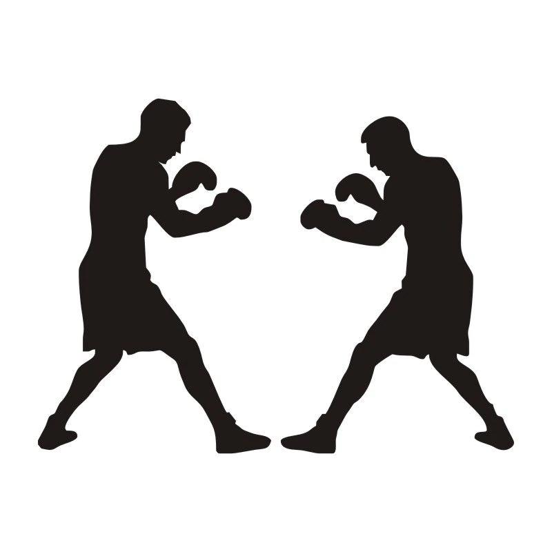 вариант отделки бой боксеров рисунок покажу вам, как