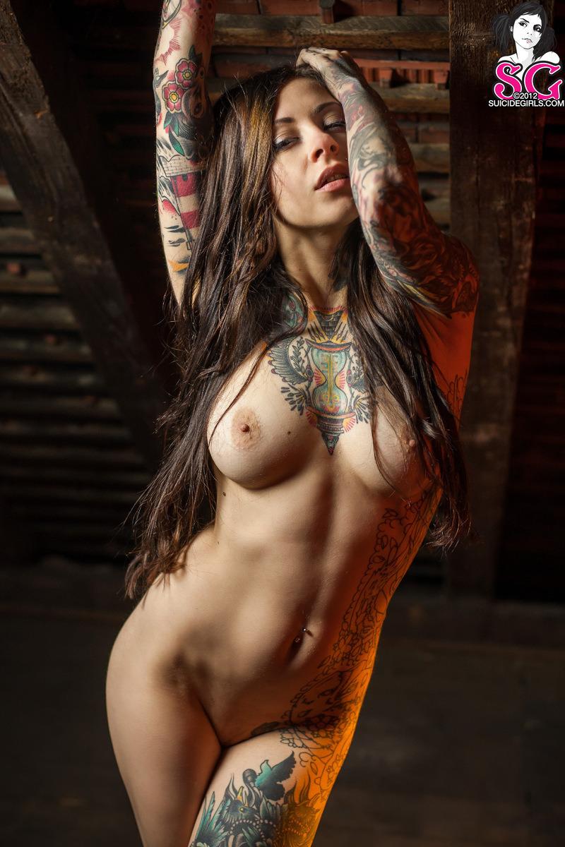режиме голые телочки с тату онлайн развратный
