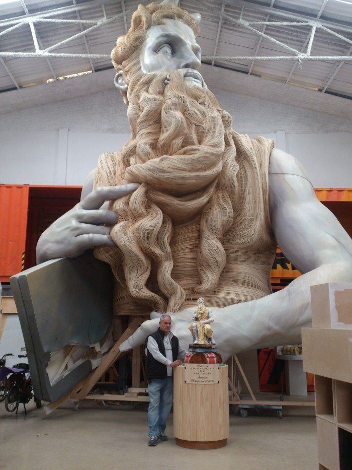 скульптор маноло гарсия работы фото карта бузулука онлайн