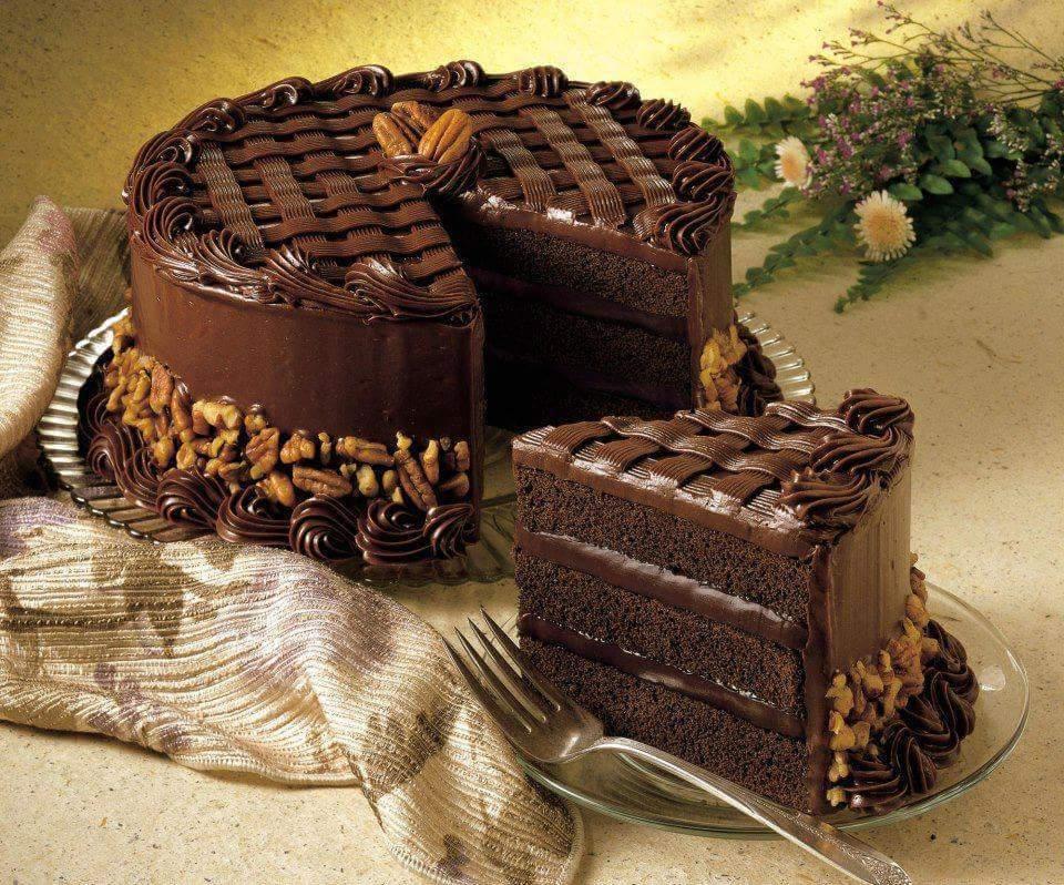 Шоколадный тортс фото