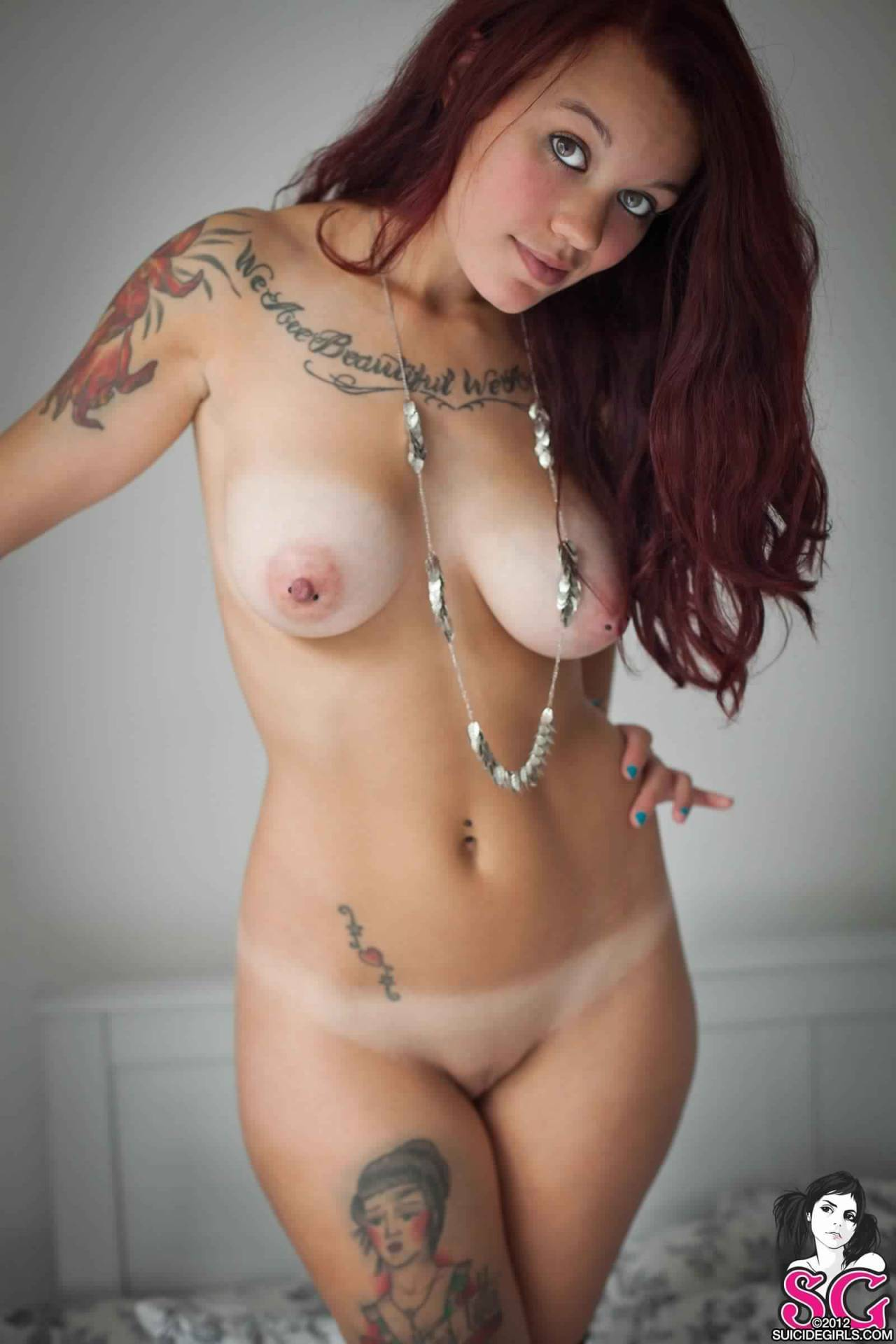 Pin on tattooed and pierced